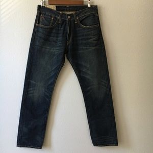 Polo Ralph Lauren Hampton Straight Jeans Sz 30X30